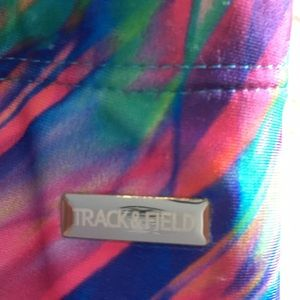track & field Pants - Track & field multi color legging sz s 57530